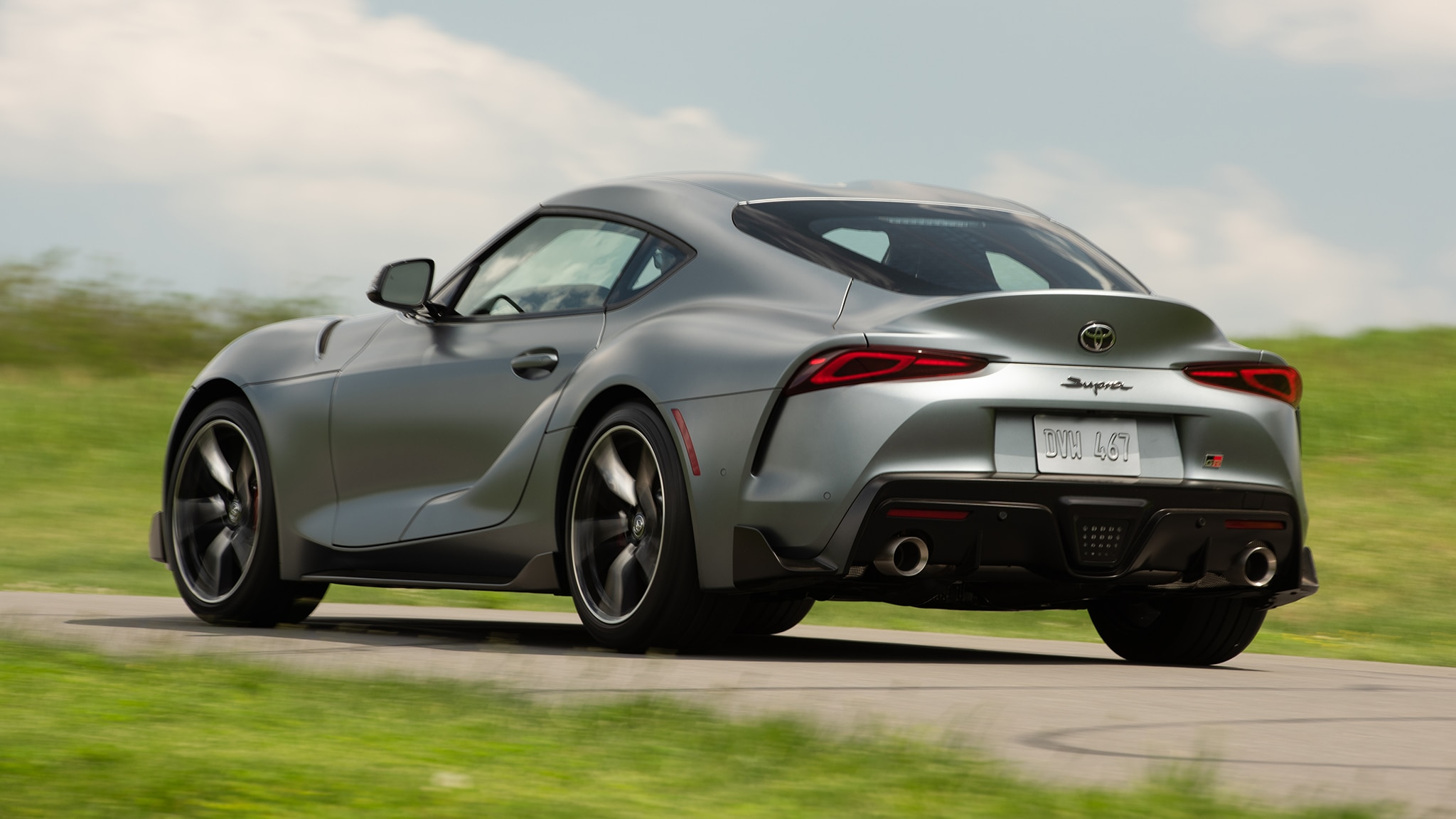2020 Toyota Supra First Drive Review: It's as Real as It ...