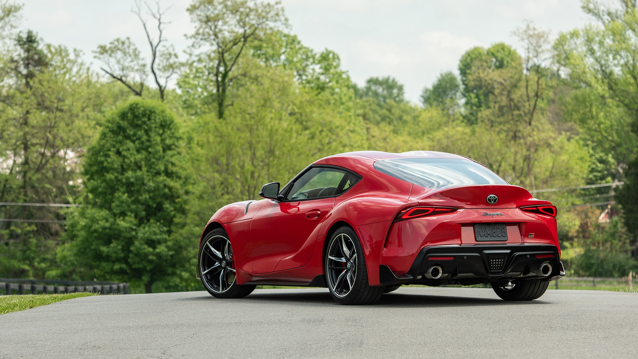 2020 Toyota Supra First Drive Review It S As Real As It Gets