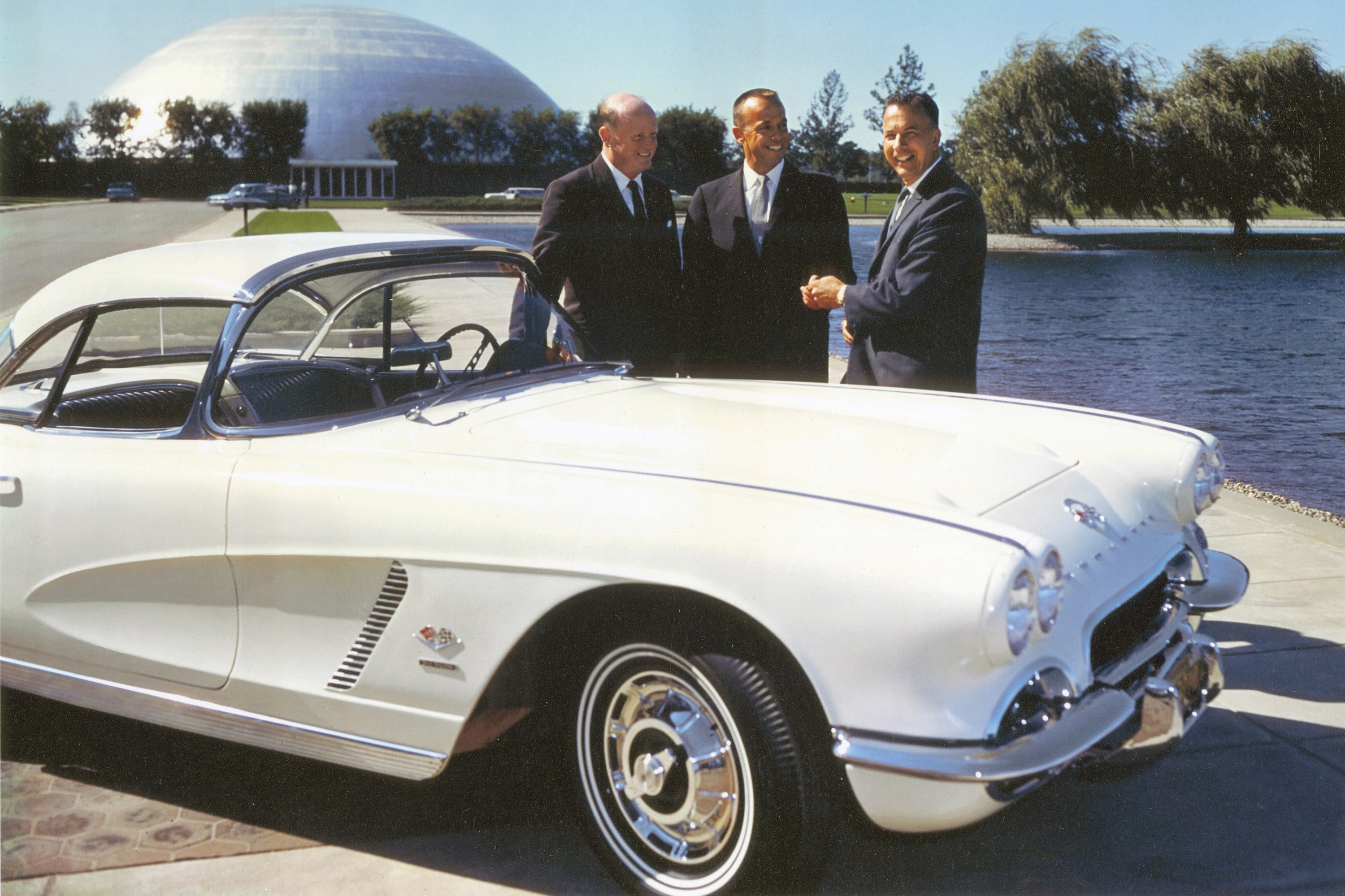 The Men Who Went to the Moon Favored Corvettes | Automobile Magazine