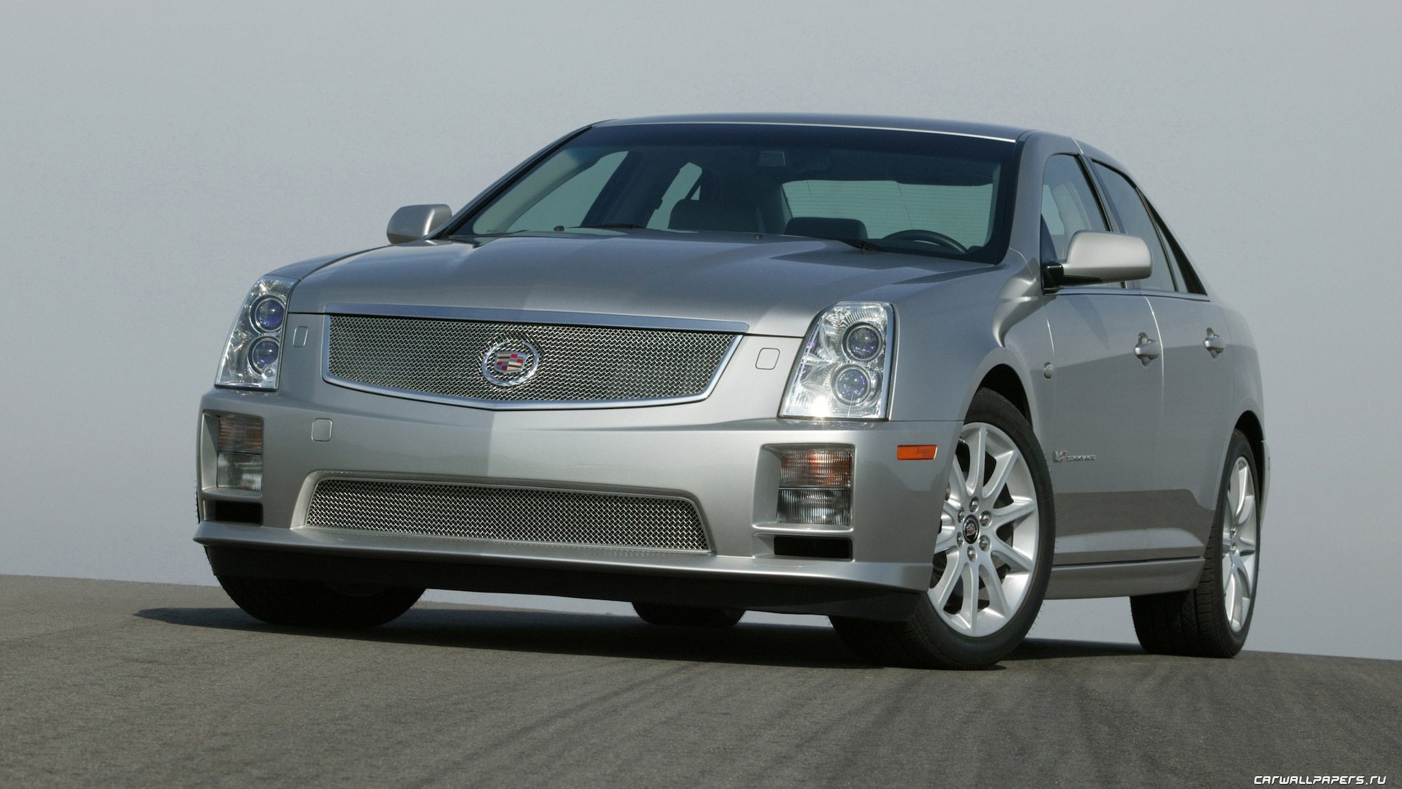 2006 Cadillac STS-V First Drive Review - Automobile Magazine