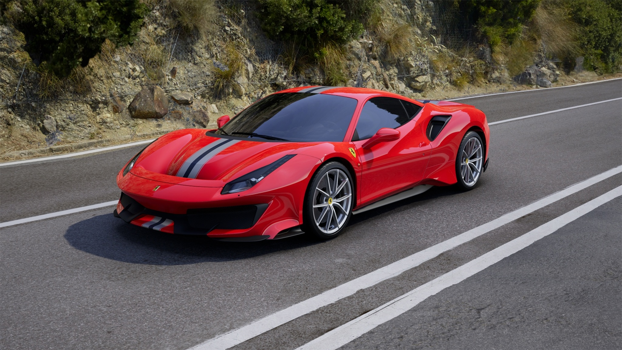 Ferrari 488 Pista How I D Spec It A Minimalist Pista Is The Perfect Pista Car In My Life