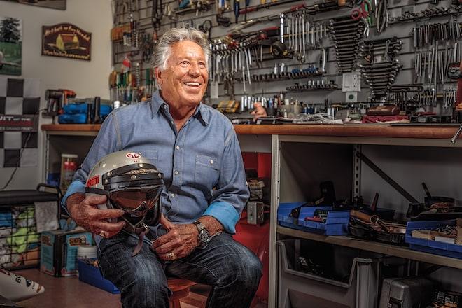 Mario Andretti 01