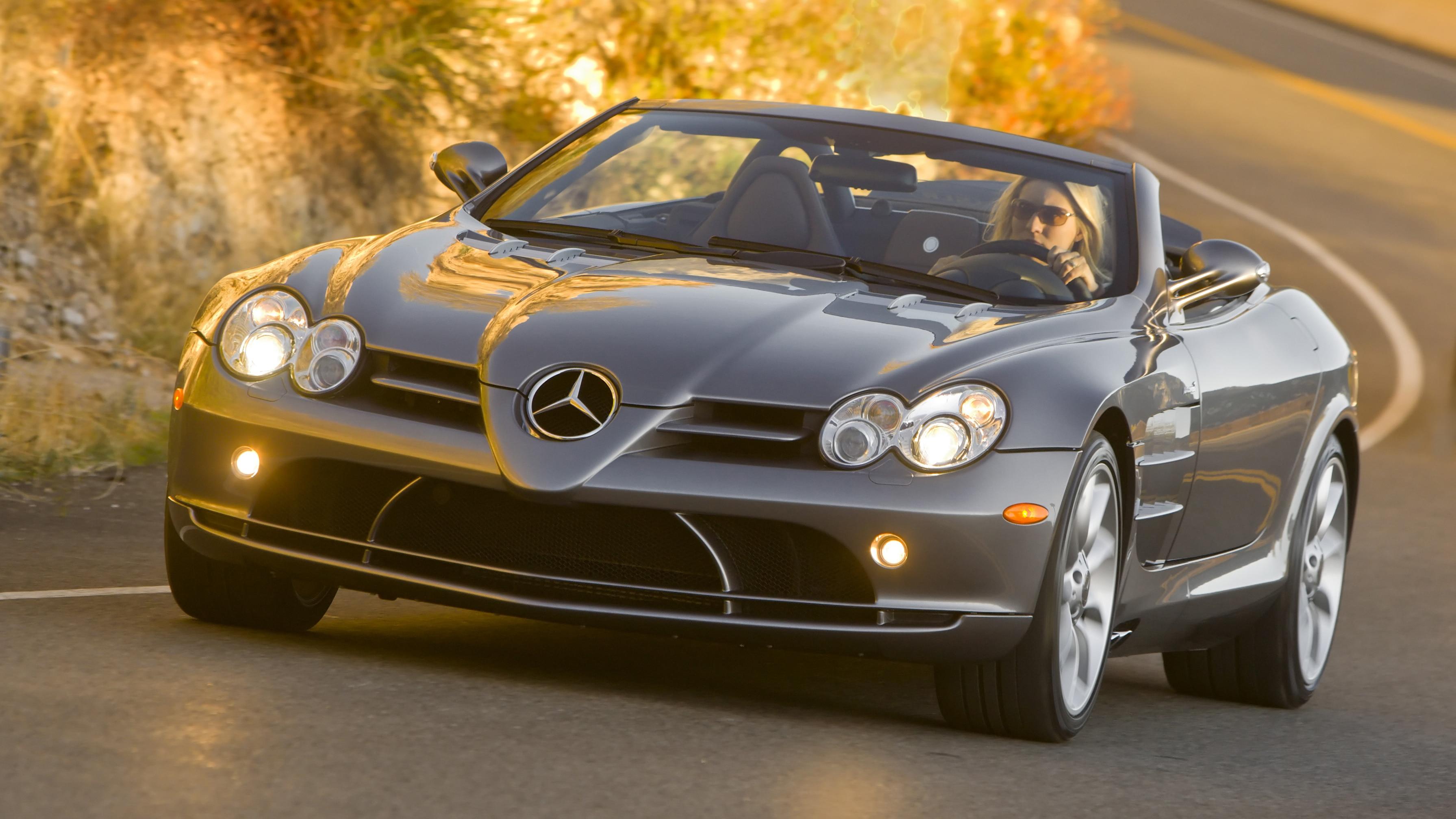 2008 Mercedes Benz Slr Mclaren Roadster Latest News Features And
