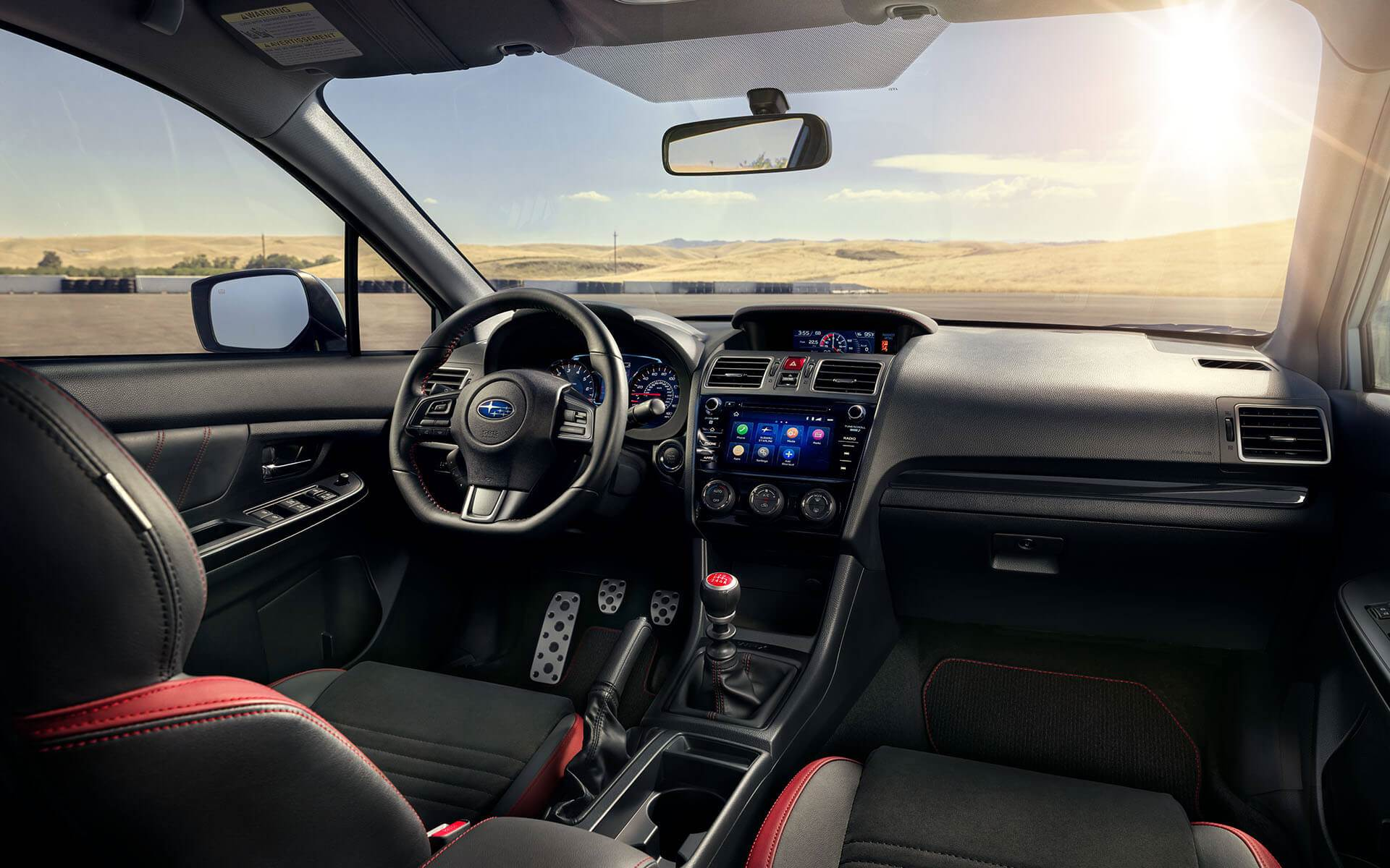 2019 subaru wrx series gray review  looks can deceive