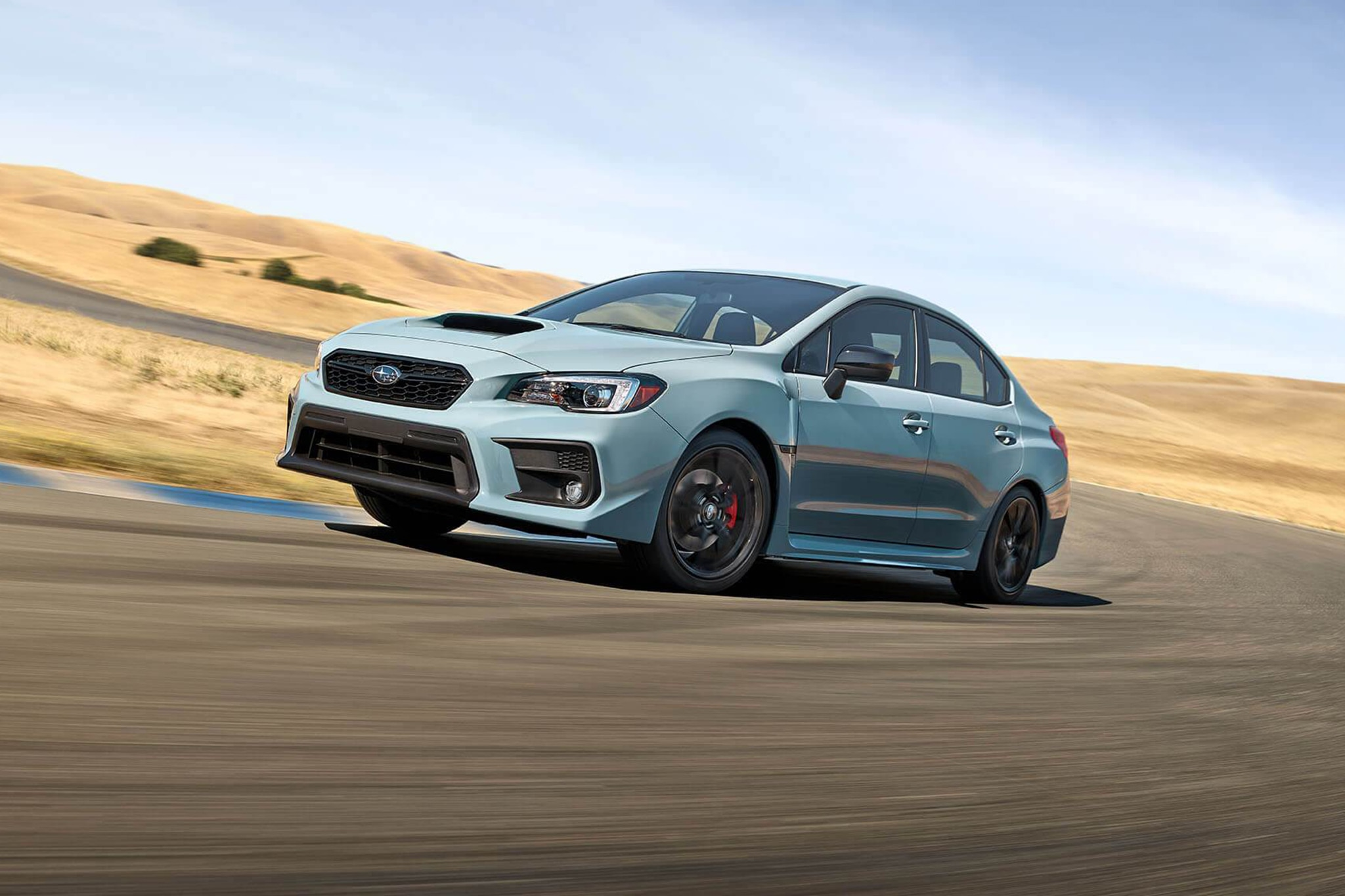 2019 Subaru WRX Series Gray Review: Looks Can Deceive | Automobile