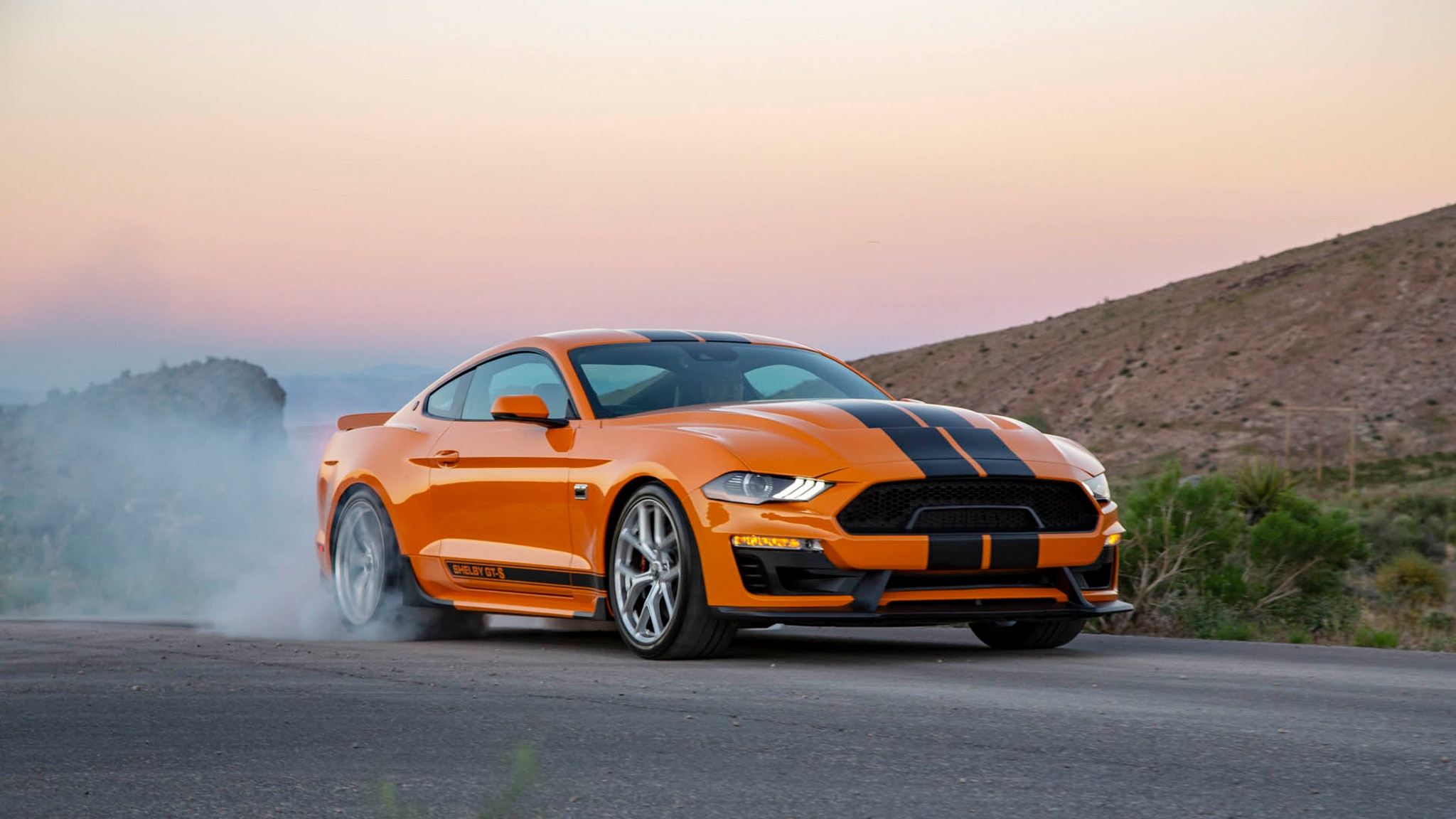 Sixt Shelby GT S Mustang 03