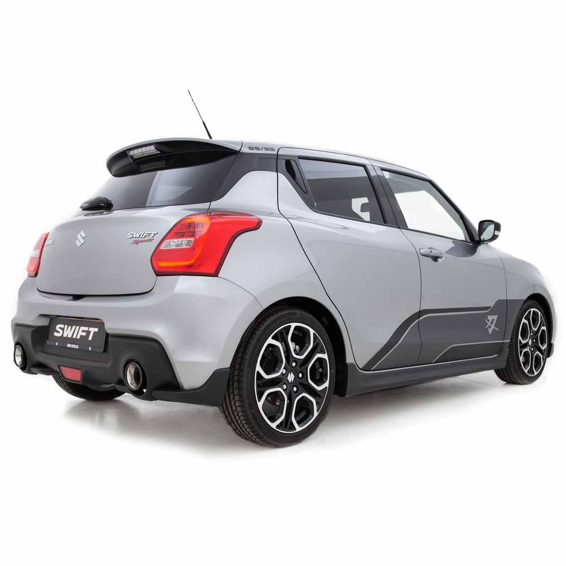 The Suzuki Swift Sport Katana Is a Tiny Hell-Raiser We Want
