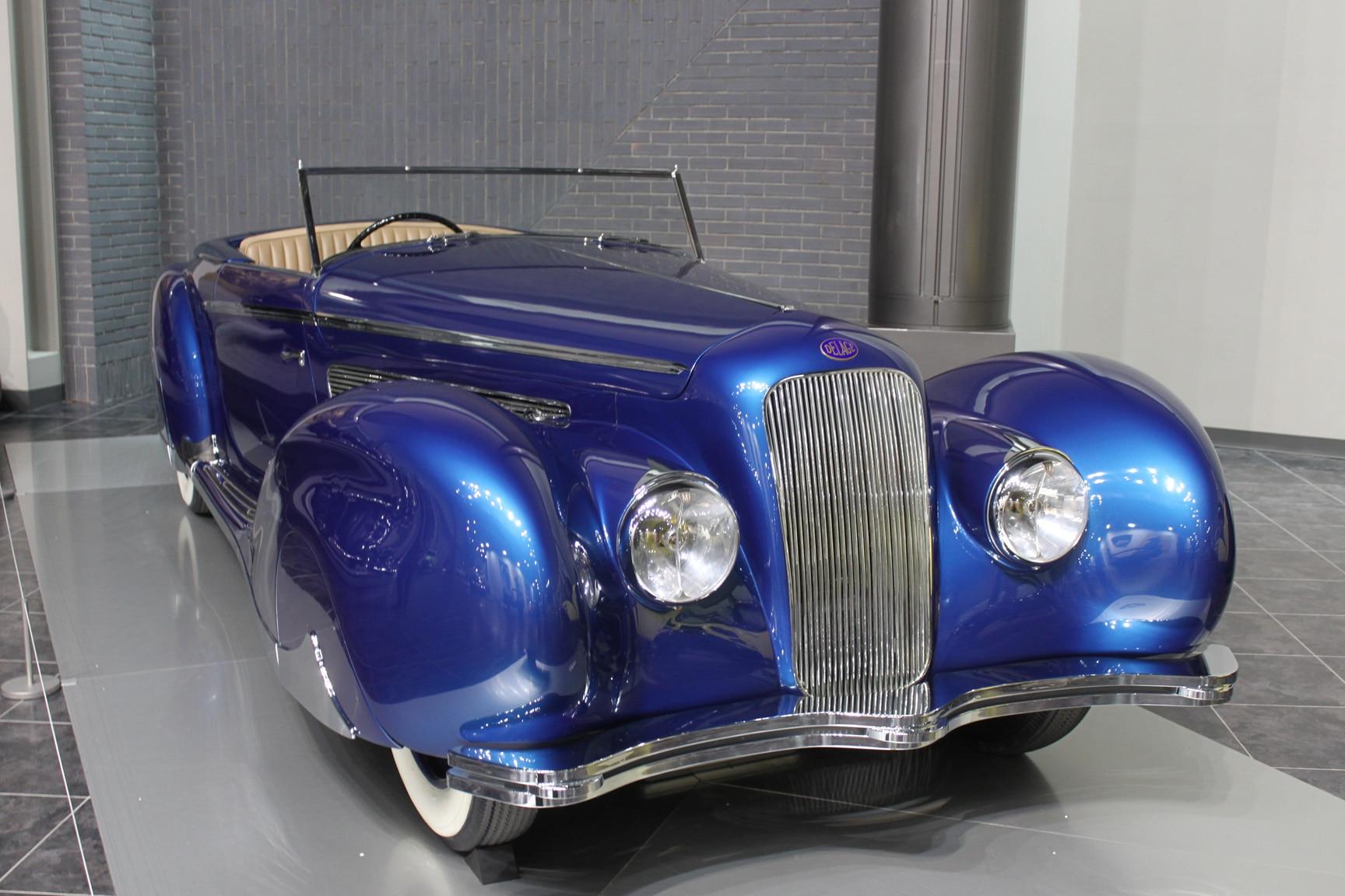 Toyota Automobile Museum 86