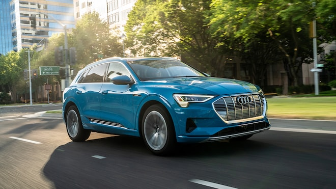 2019 Audi E Tron 21