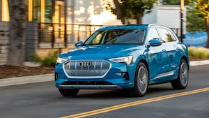2019 Audi E Tron 35