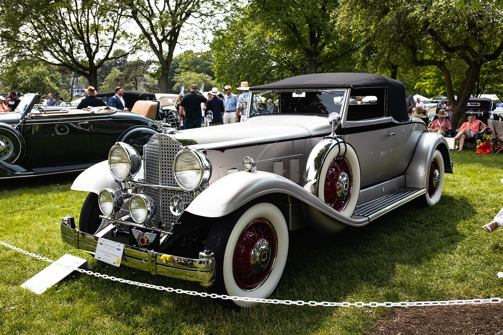 Five Classic Cars from When American Luxury Ruled the World