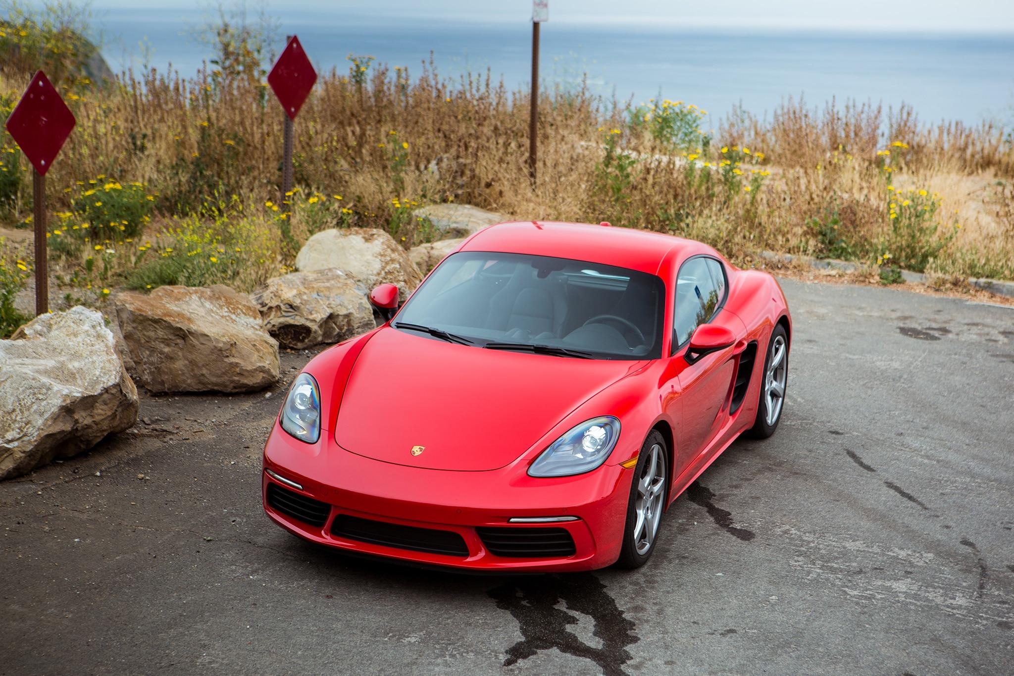 2019 Porsche 718 Cayman Review: Entry-Level Can Still Kick ...
