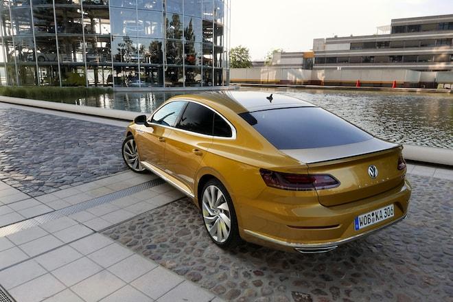 VW Arteon: A Road Trip Through Germany in a Swoopy Sedan