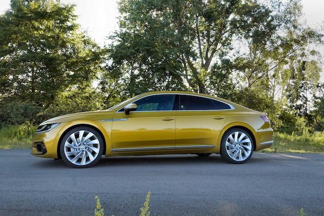 2019 Volkswagen Arteon Drive Experience 19