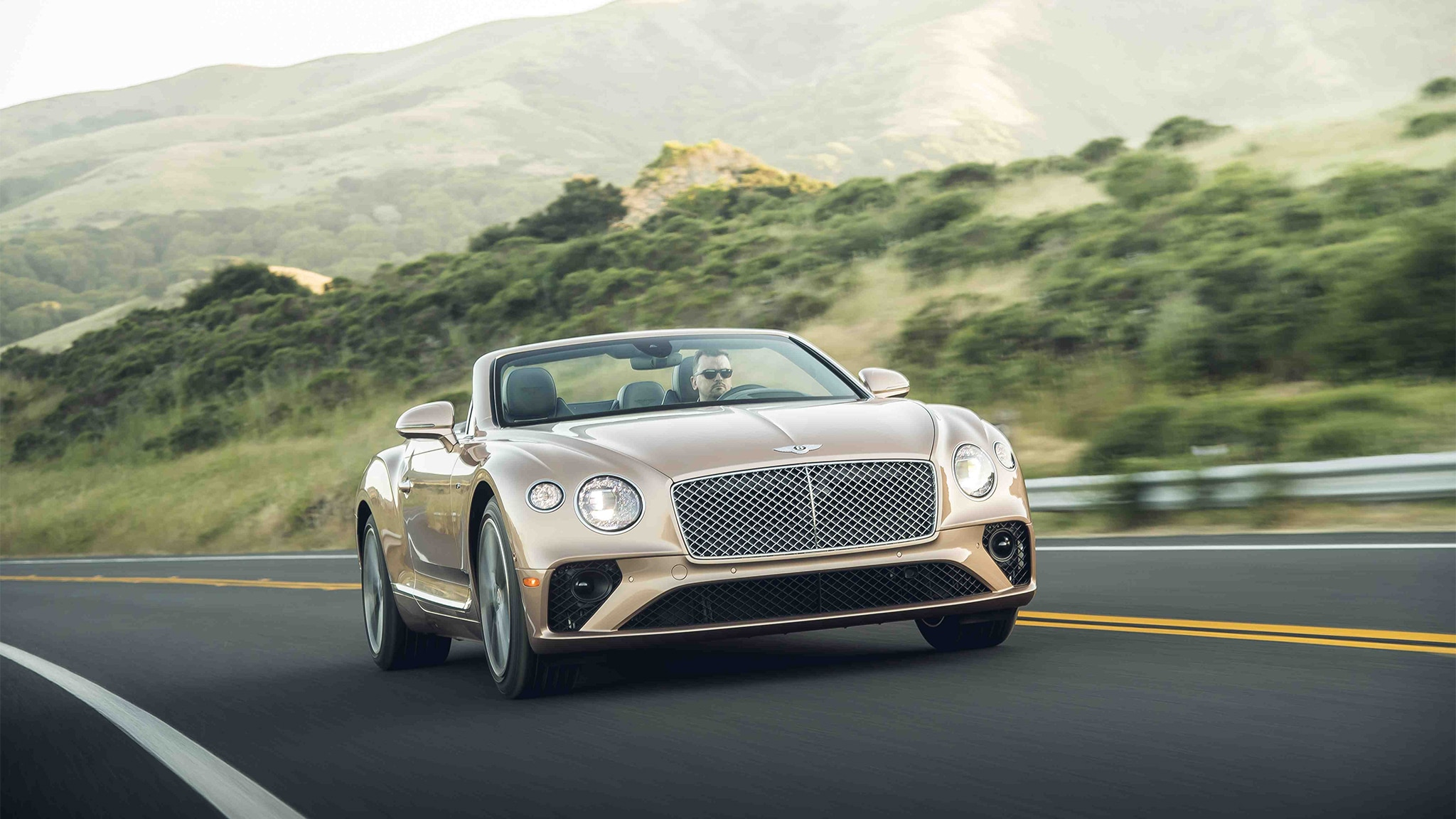 2020 Bentley Continental GT V8 First Drive: The One We'd ...