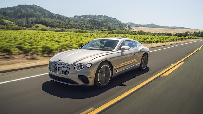 2020 Bentley Continental GT V8 18