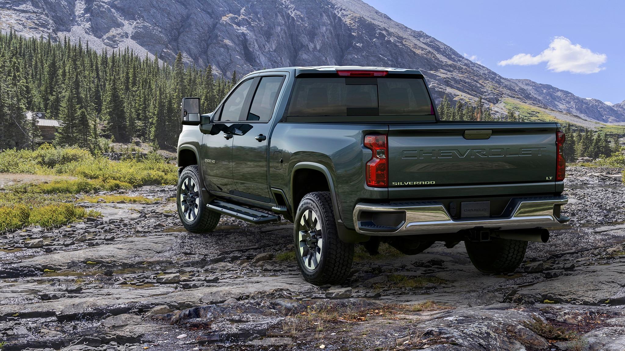 2020 Chevrolet Silverado 2500HD/3500HD First Drive: Tow