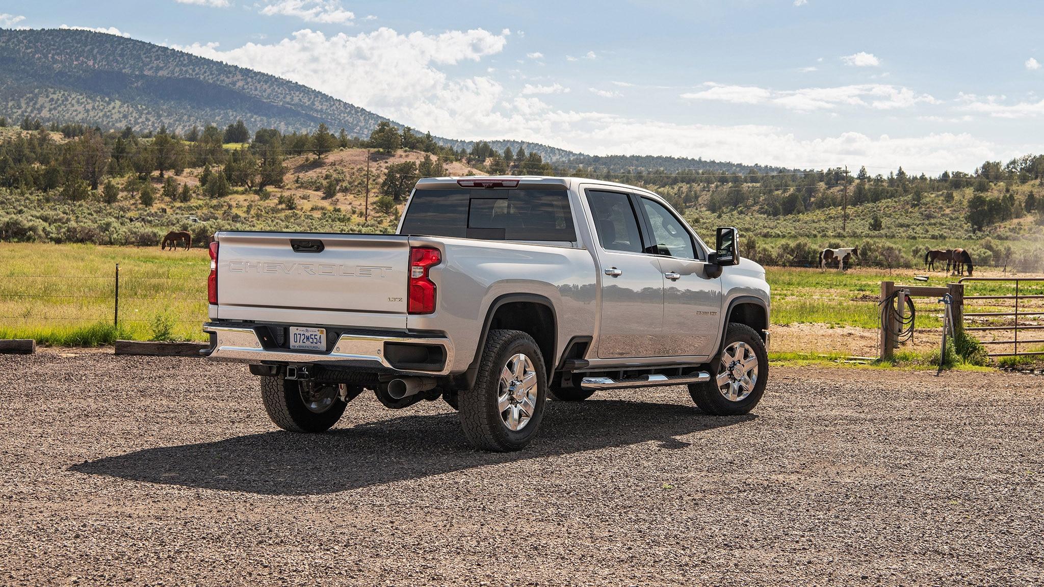 2020 Chevrolet Silverado 2500HD/3500HD First Drive: Tow 'Nuff   Automobile Magazine