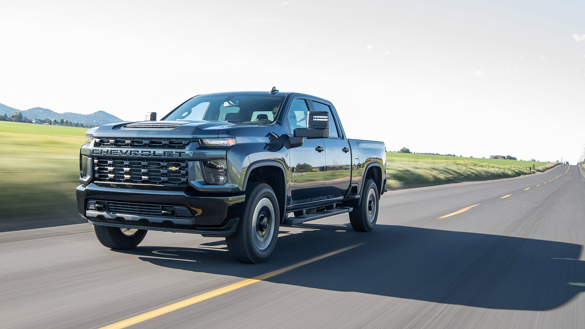 2020 chevrolet silverado 2500hd/3500hd first drive: tow