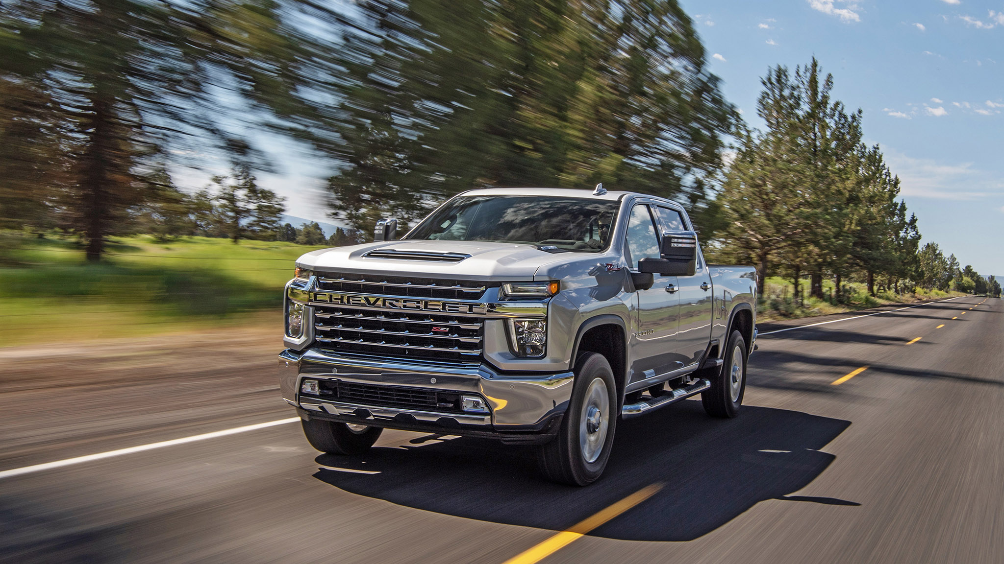 2020 Chevrolet Silverado 2500HD/3500HD First Drive: Tow ...