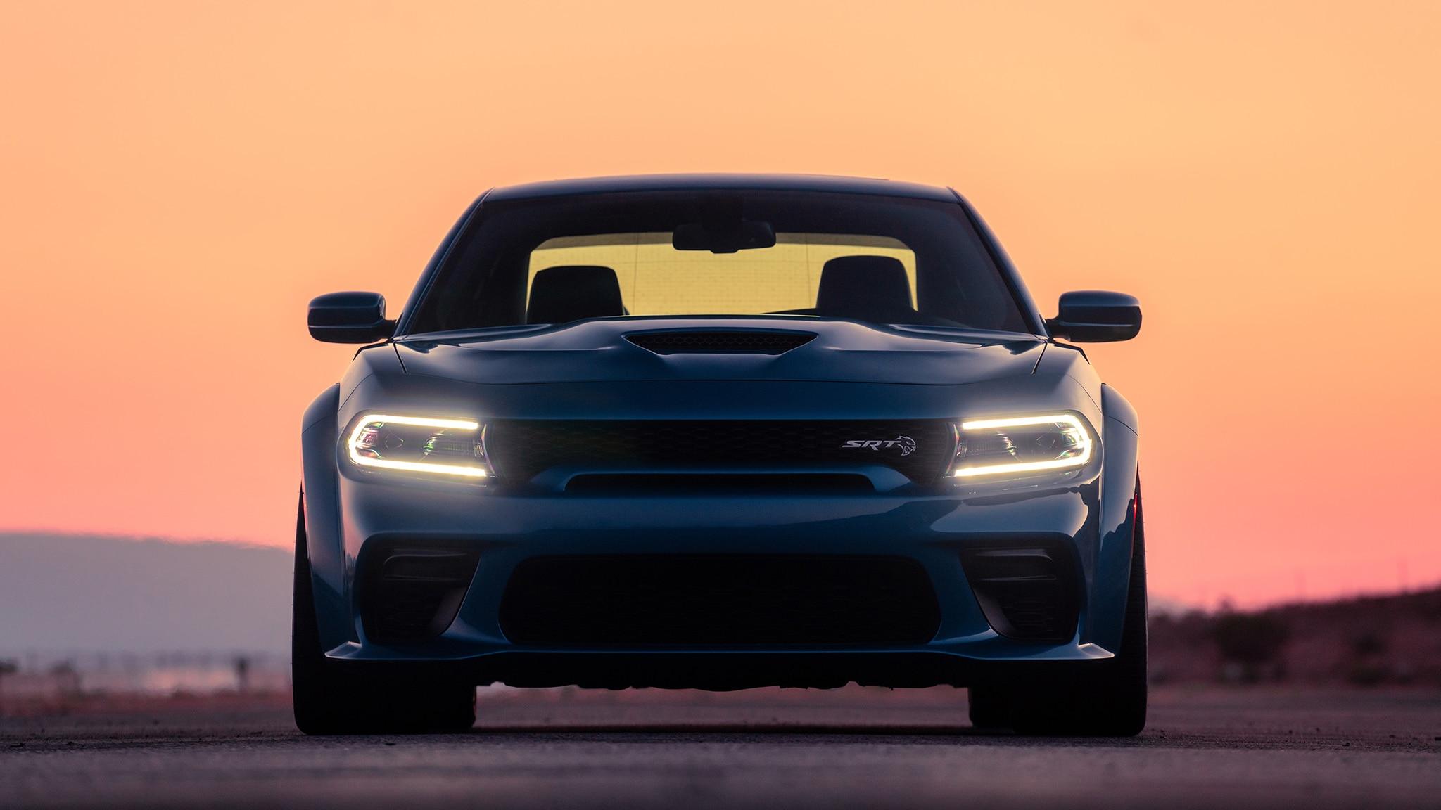 2020 Dodge Charger Hellcat Widebody Is Here: Wide or Die ...