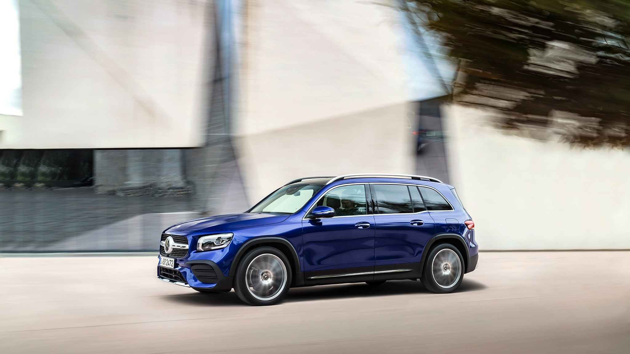 2020 Mercedes – Benz GLB SUV Release Date and Plug-In Hybrid Specs