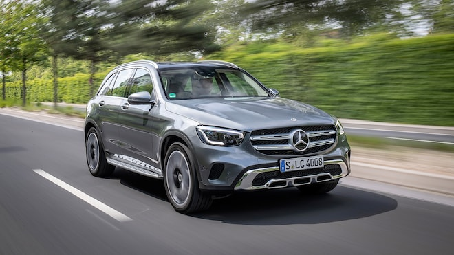2020 Mercedes Benz GLC 300 100