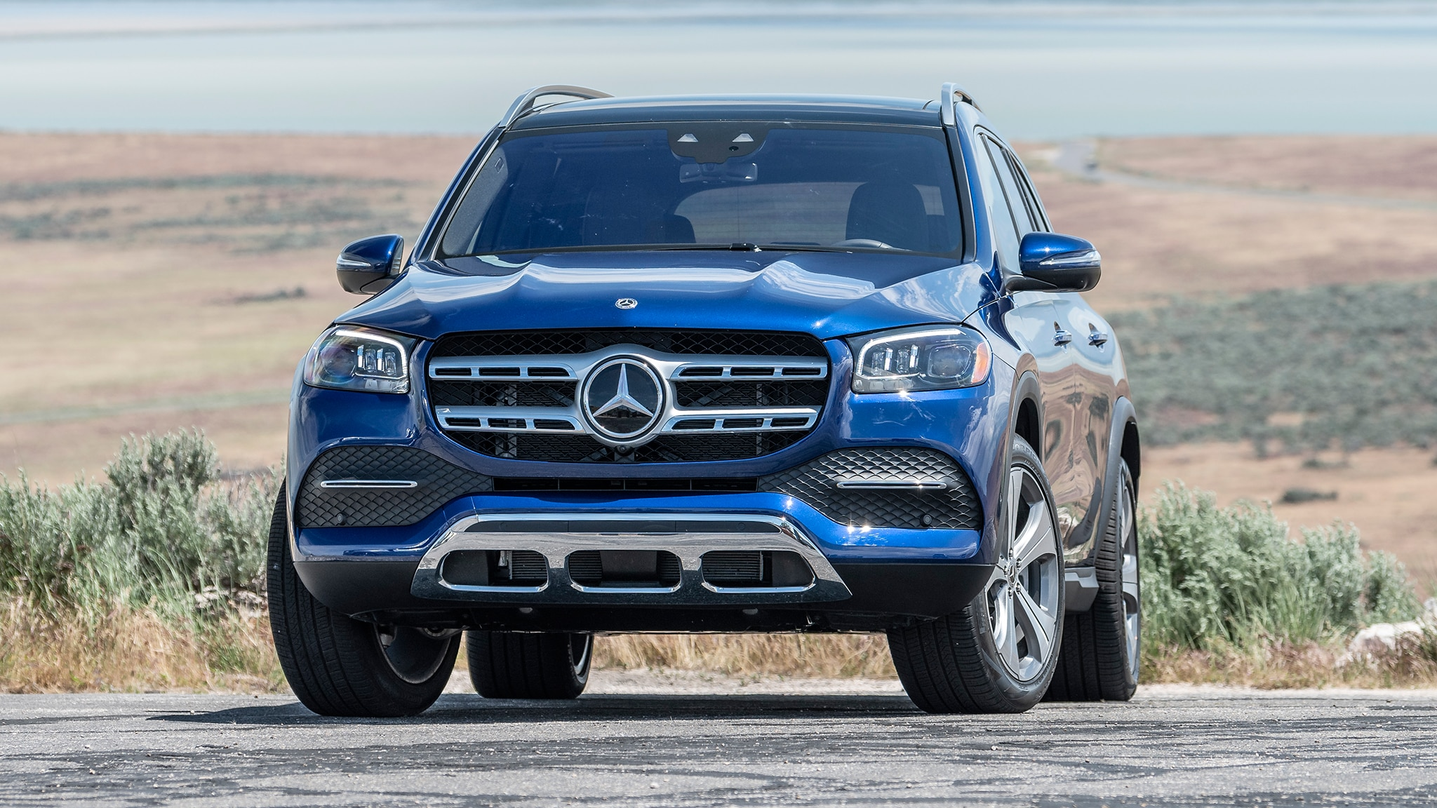 REVIEW: The 2020 Mercedes-Benz GLS Is the S-class of SUVs ...