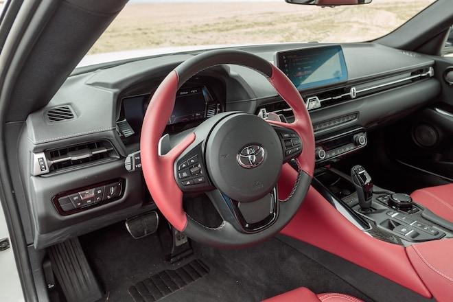 2020 Toyota Supra vs  BMW Z4: A Visual Comparison