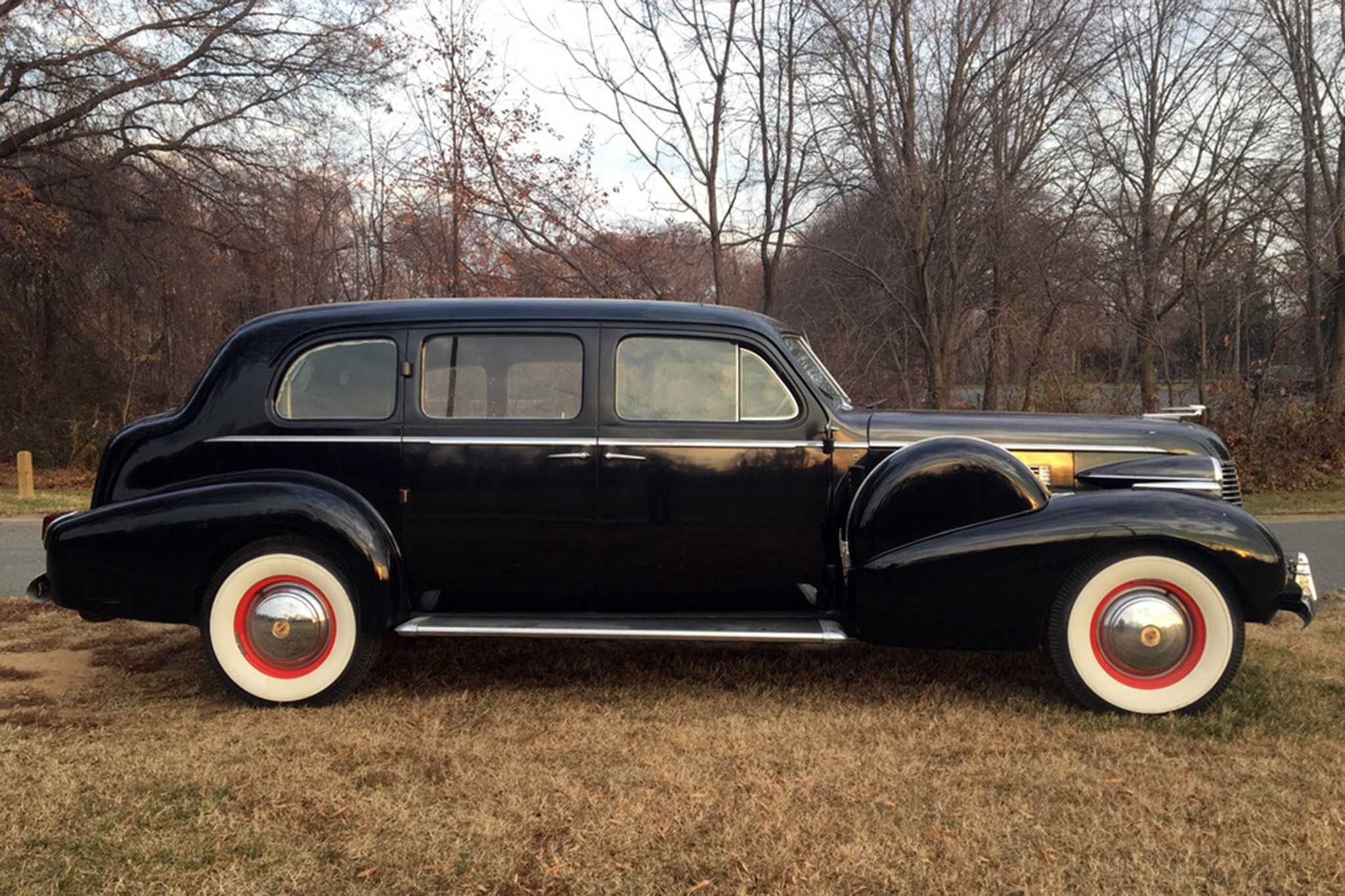 this 1940 cadillac limo is making us an offer we can u0026 39 t refuse