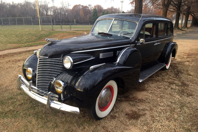 This 1940 Cadillac Limo Is Making Us an Offer We Can't ...