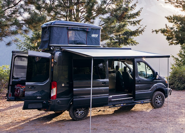 Fancy a Small Ford Camper Van? Here Are Three U S  Solutions