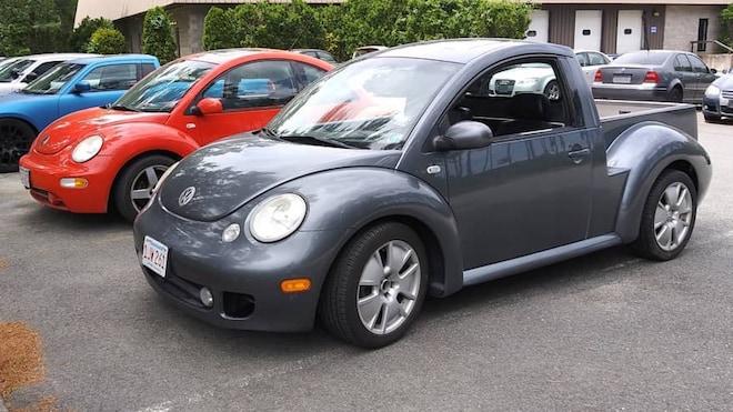 Smyth Performance New Beetle Pickup 2