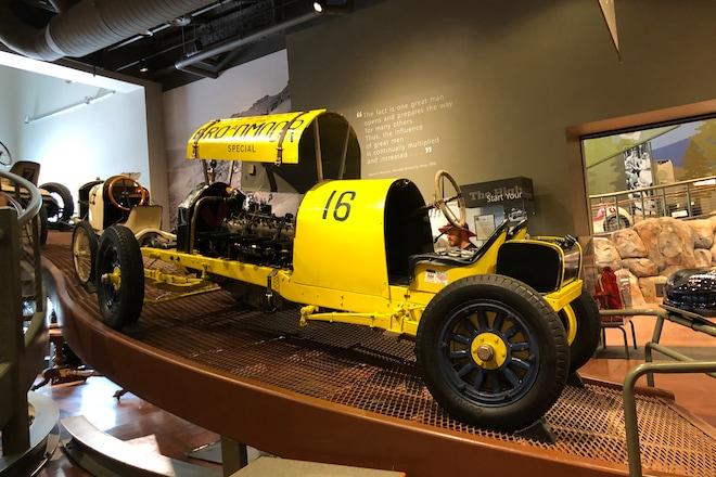 1918 Pierce Arrow Broadmoor Special Pikes Peak Museum
