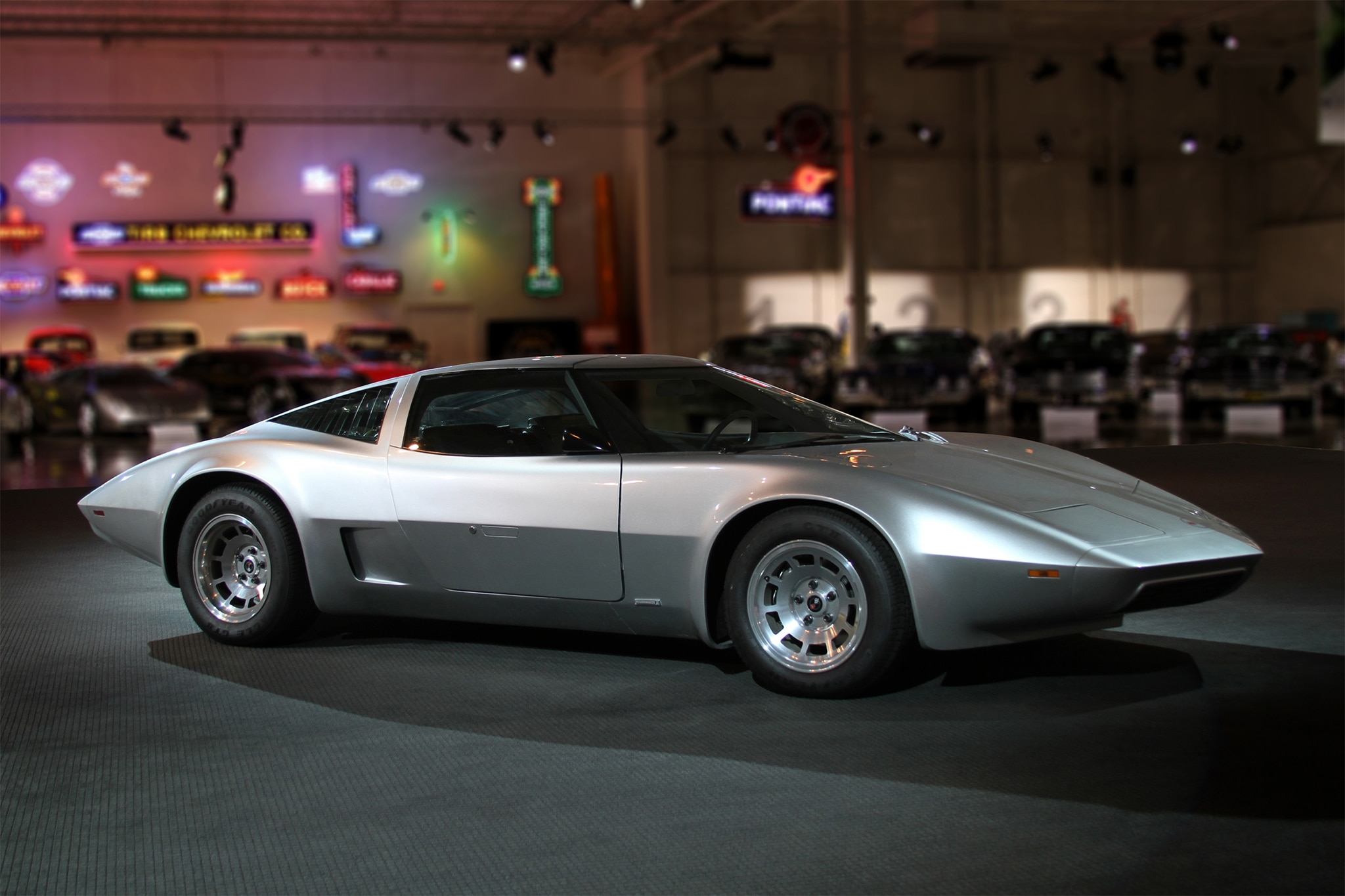 The Four-Rotor Corvette Prototype Was the 'Almost' Mid ...