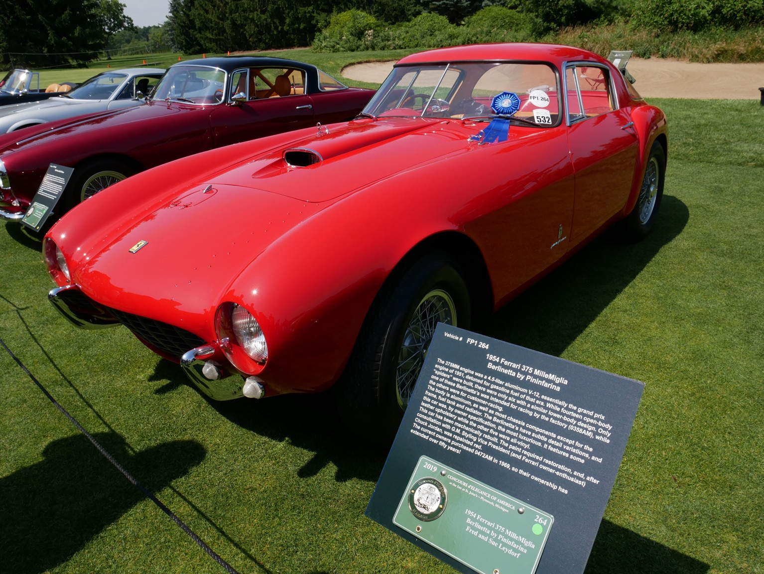 In Photos: 2019 Concours d'Elegance of America | Automobile Magazine