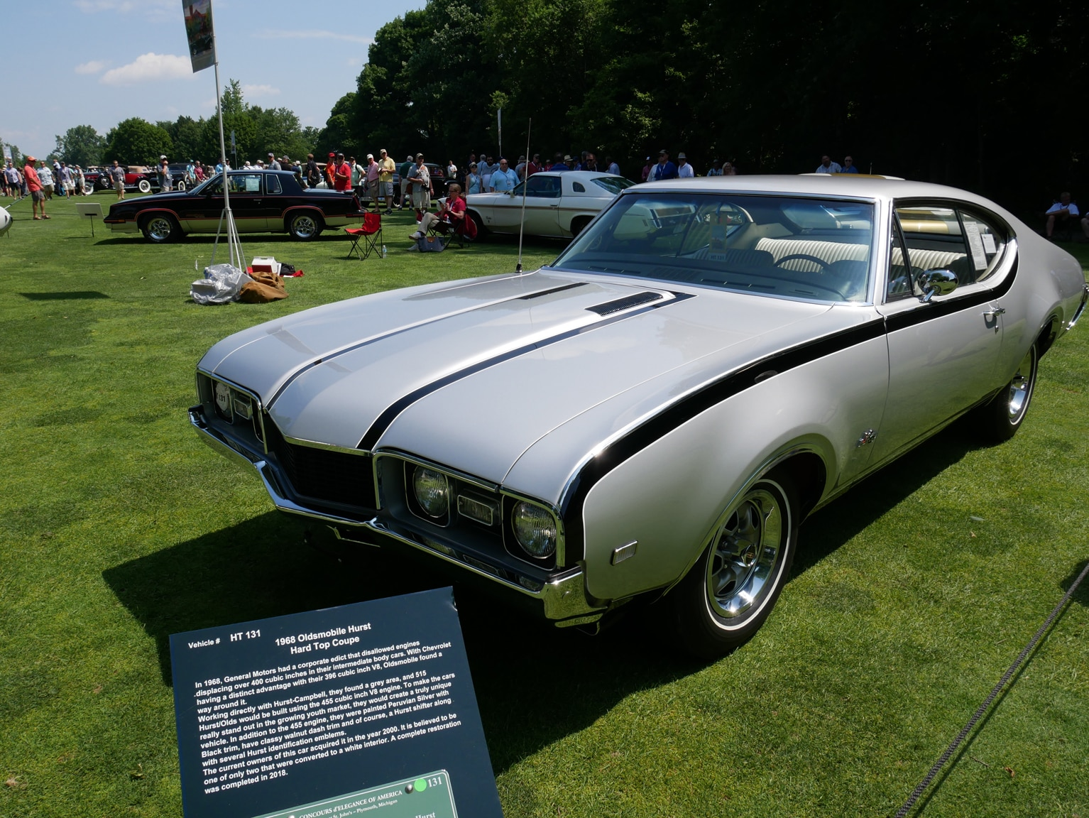 In Photos: 2019 Concours d'Elegance of America | Automobile