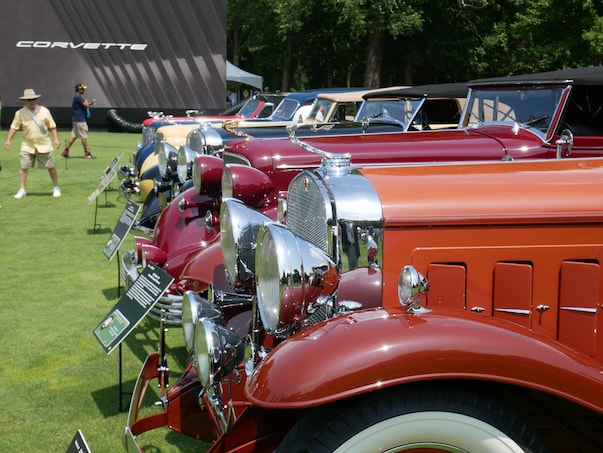 2019 Concours Of America 49