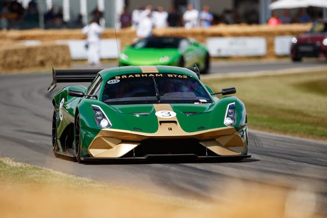 2019 Goodwood Festival Of Speed 16