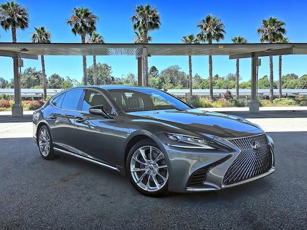 2019 Lexus LS500 1
