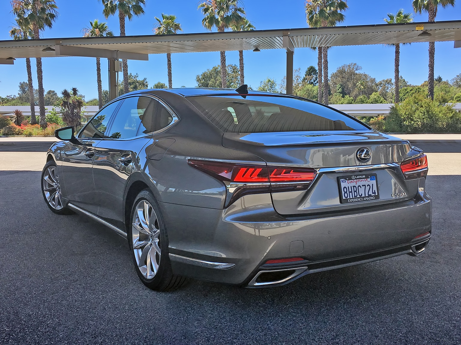 2019 Lexus LS500 Is a Boldly Chiseled Success | Automobile ...
