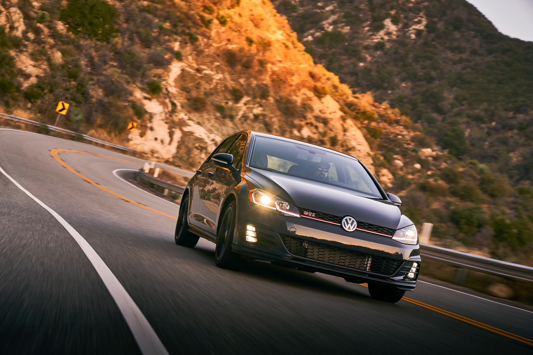 Vw Golf Gti Rabbit Edition Lap Video Pro Racer S Take Automobile