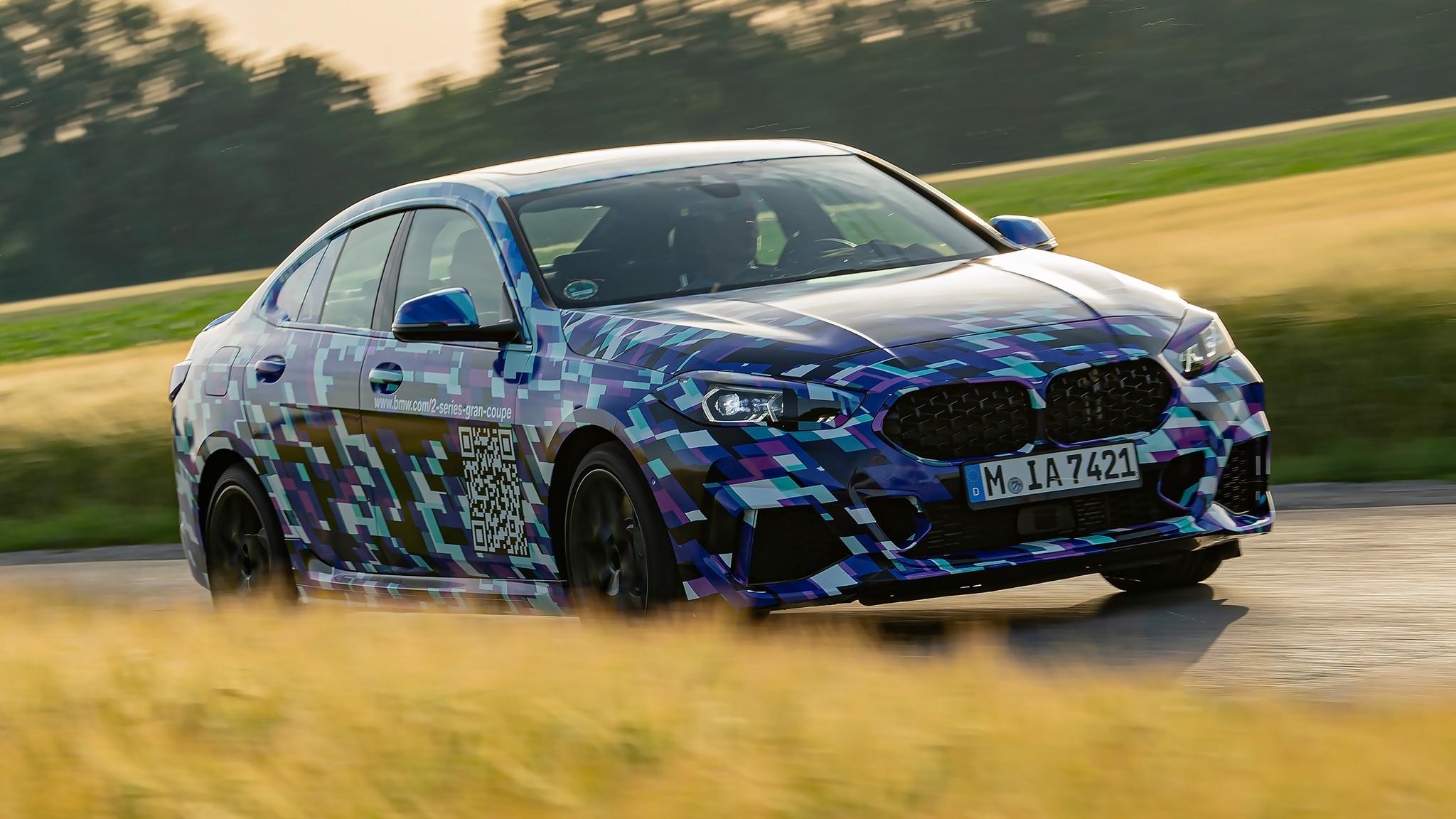 BMW 228I Xdrive >> 2020 BMW 228i and 235i Gran Coupe Prototype Drive | Automobile Magazine