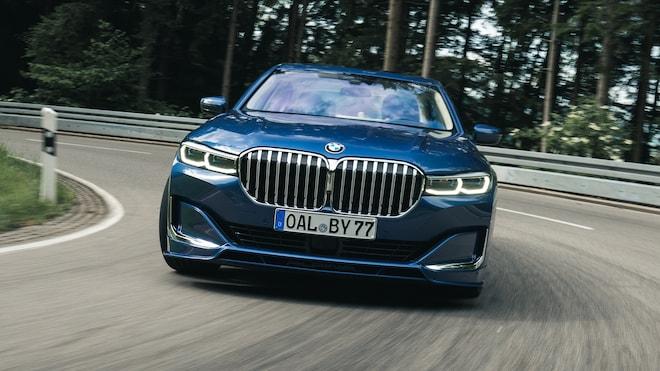 2020 BMW Alpina B7 2