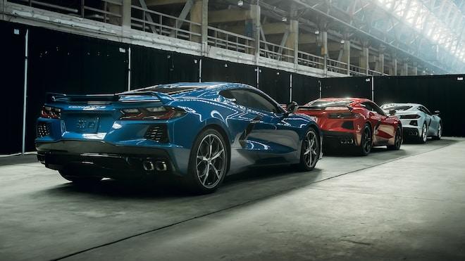 2020 Chevrolet Corvette C8 A Closer In Person Look Automobile