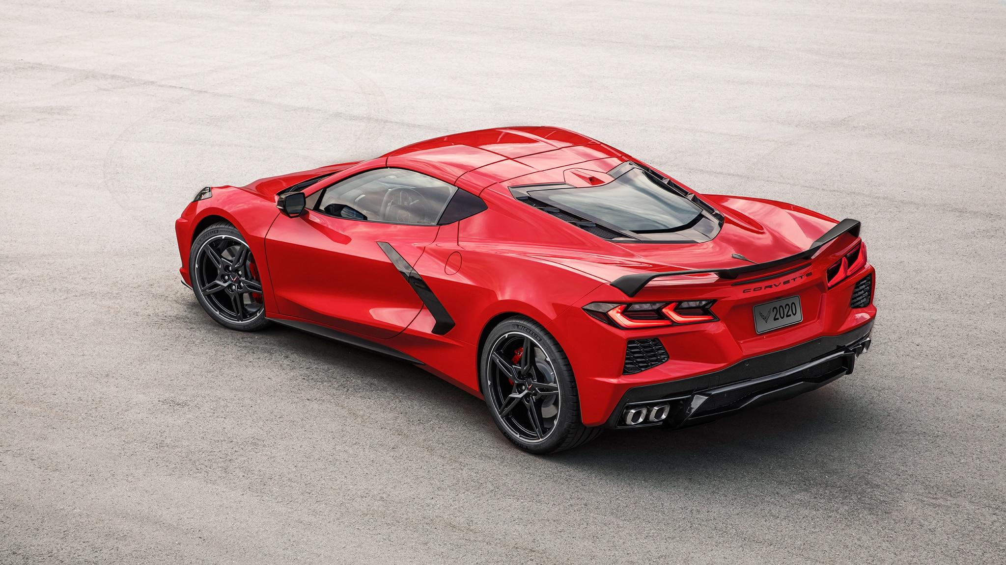 2020 Chevrolet Corvette C8 Specs Power Torque And More