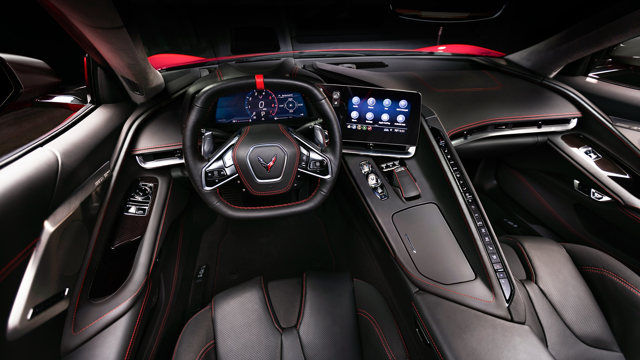 2020 Chevrolet Corvette C8 Offers 12 Paint Colors & 6 Interiors | Automobile Magazine