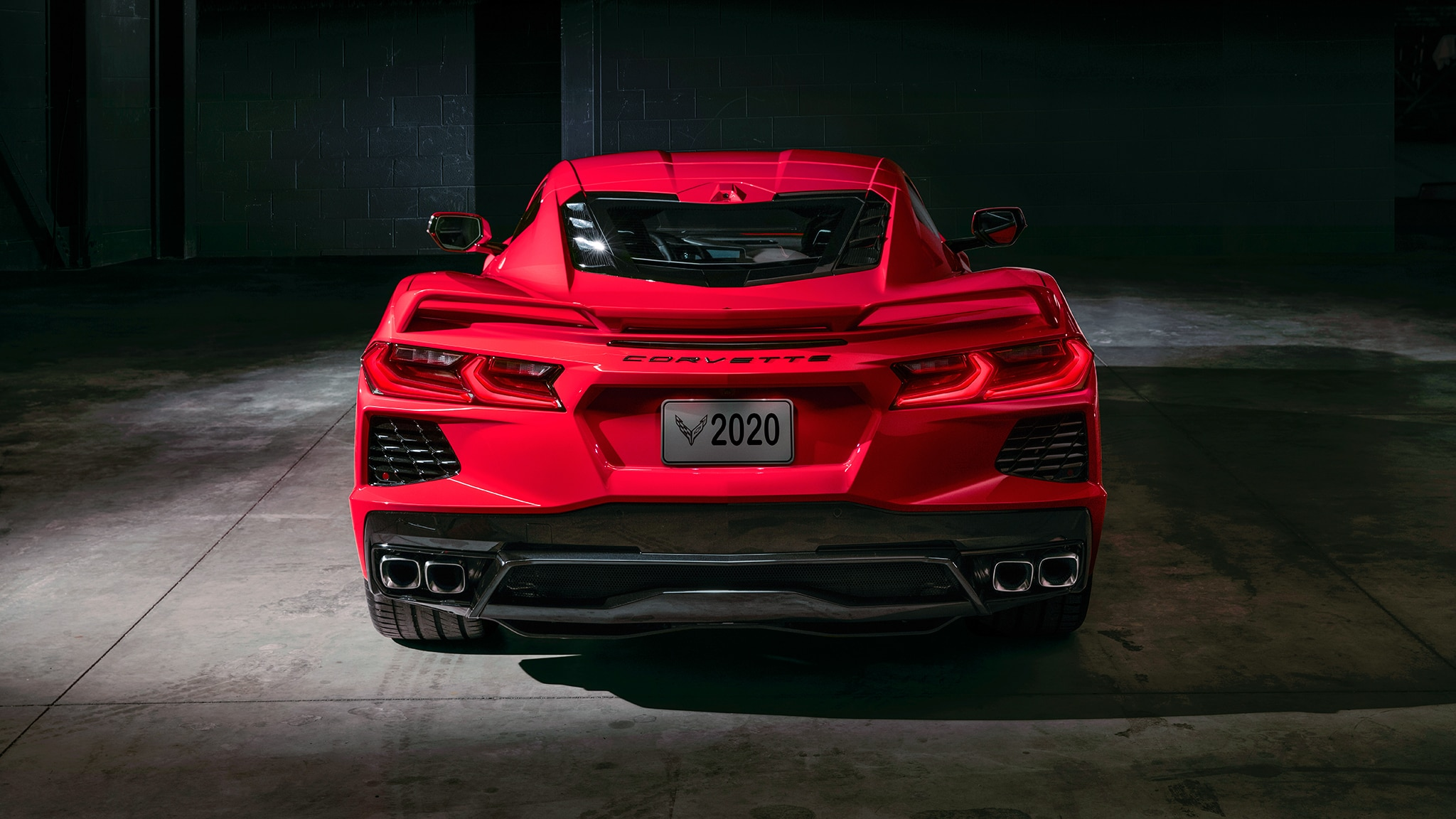 2020 Chevrolet Corvette C8 Offers 12 Paint Colors & 6 ...