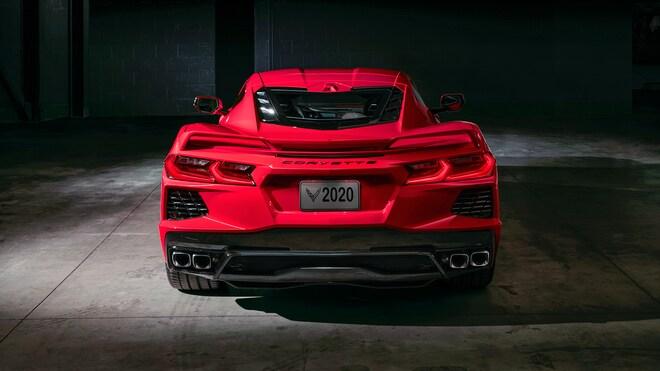 2020 Chevrolet Corvette C8 Specs: Power, Torque, and More ...