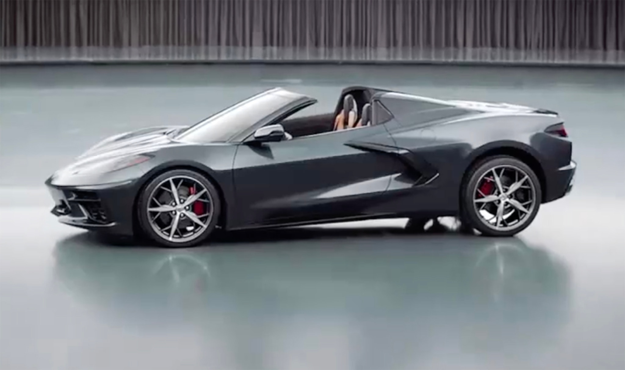 2020 chevrolet corvette convertible is on the way